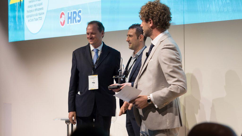 HRS consegna premio a CFT