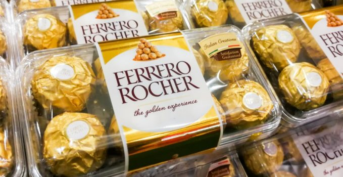 ferrero the procurement