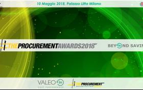 presentazione awards