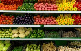 Scaffale di un supermercato