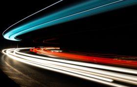 Luci del traffico veloci