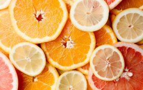 Arancia a fette