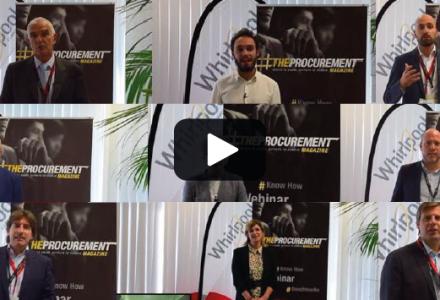 Sustainable procurement summit 2018 Interviste