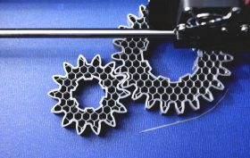 Pezzi stampati con additive manufacturing