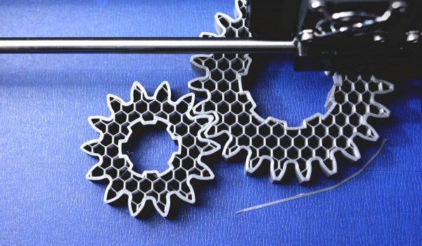 Pezzi stampati con additive manufacturing