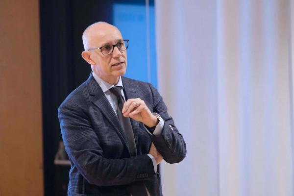 Carlo Moretti - primo piano