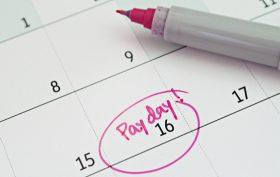 giorno di paga