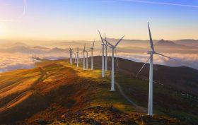 Energia pulita - pale eoliche