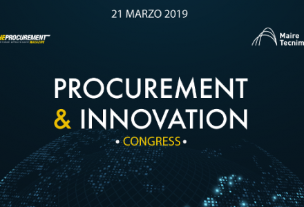Procurement & Innovation Congress 2019 - Milano