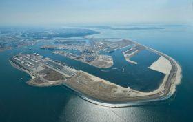 porto di Rotterdam - vista aerea