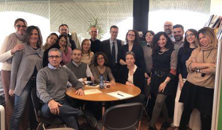 Team direzione Acquisti Mondadori
