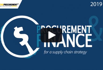 Procurement & Finance 2019