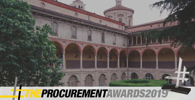 The Procurement Awards 2019