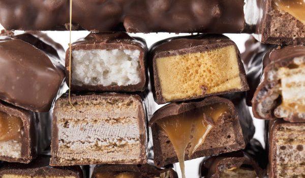 barrette di cioccolato-Nestlé