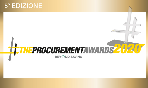 the procurement awards 2020