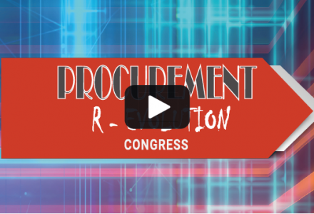 Procurement R-evolution congress 2019