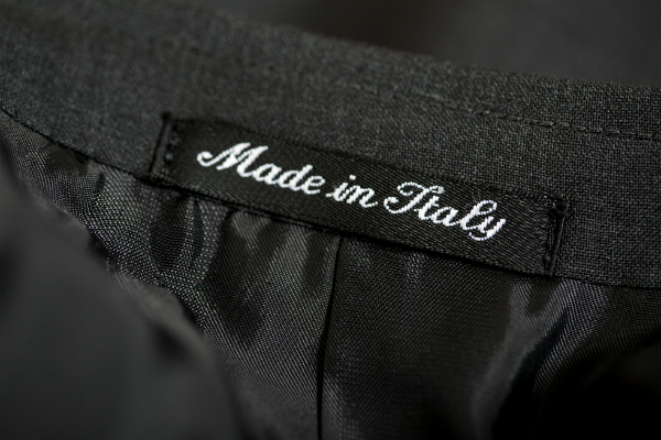 made in italy come tracciarlo con la blockchain