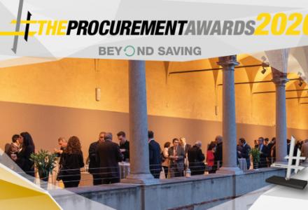 the procurement awards 2020