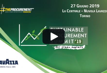 Sustainable procurement summit 2019