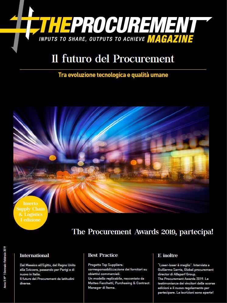 N1 THEPROCUREMENT19-COVER-ILFUTURO
