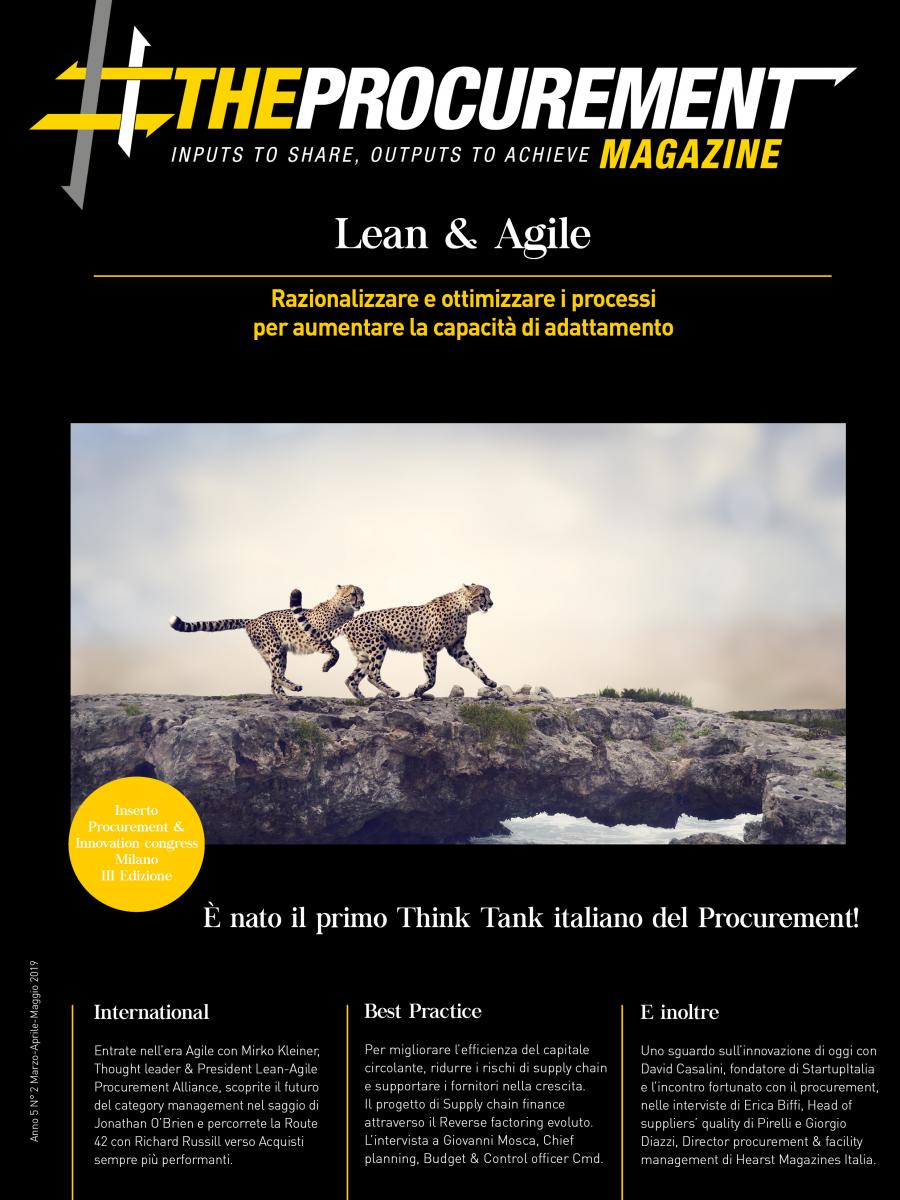 N2 THE PROCUREMENT MAGAZINE 2019 - LEAN E AGILE